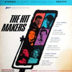 Various ‎– Zenith Presents The Hit Makers