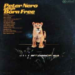 Peter Nero ‎– Peter Nero Plays Born Free
