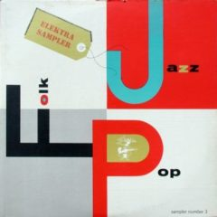 Various ‎– Folk, Pops 'N Jazz Sampler