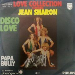 Love Collection Starring Jean Sharon ‎– Disco Love 7""