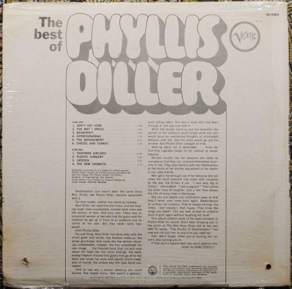Phyllis Diller – The Best Of Phyllis Diller