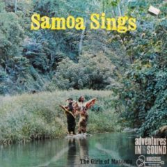 Samoa Sings ‎– The Girls of Matautu