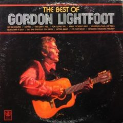 Gordon Lightfoot ‎– The Best Of Gordon Lightfoot