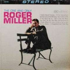 Roger Miller ‎– The One And Only