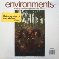 No Artist ‎– Environments (Totally New Concepts In Sound - Disc 5)
