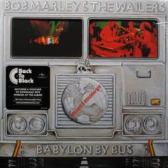 Bob Marley & The Wailers ‎- Babylon By Bus