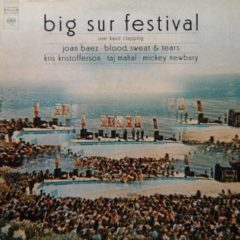 Various ‎– Big Sur Festival - One Hand Clapping