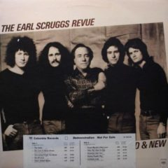 Earl Scruggs Revue ‎– Bold And New