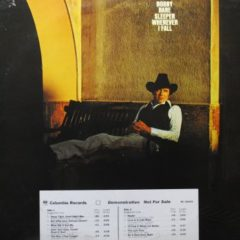 Bobby Bare ‎– Sleeper Wherever I Fall