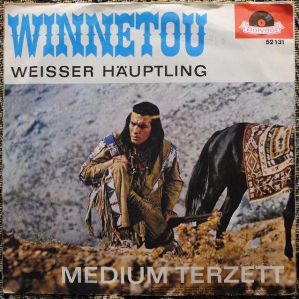 """Medium-Terzett – Winnetou / Weisser Häuptling 7"""""""