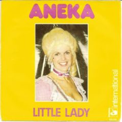 Aneka ‎– Little Lady 7""
