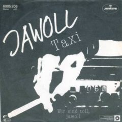 Jawoll ‎– Taxi 7""