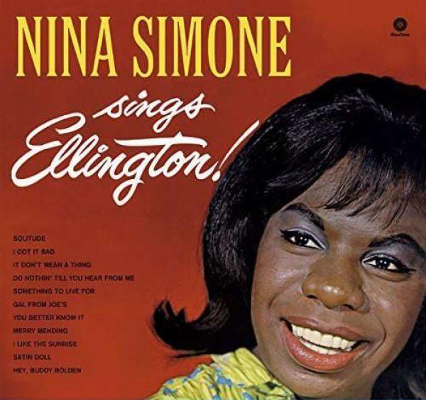 Nina Simone – Nina Simone Sings Ellington!