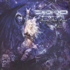 Doro ‎– Strong And Proud (30 Years Of Rock And Metal)