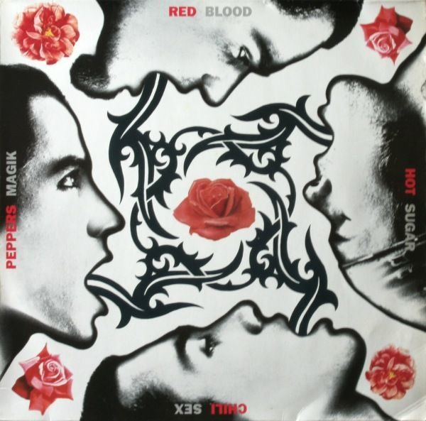 Red Hot Chili Peppers ‎– Blood Sugar Sex Magik