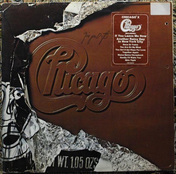 Chicago – Chicago X (1976)