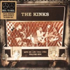 Kinks ‎– Live on the Air 1964-1965 Vol 1