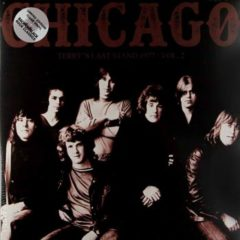 Chicago ‎– Terry's Last Stand 1977 / Vol. 2