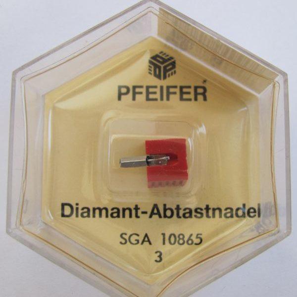 Игла алмазная Pfeifer SGA 10865 для Audio TechnicaAT 3-5 D, AT 3