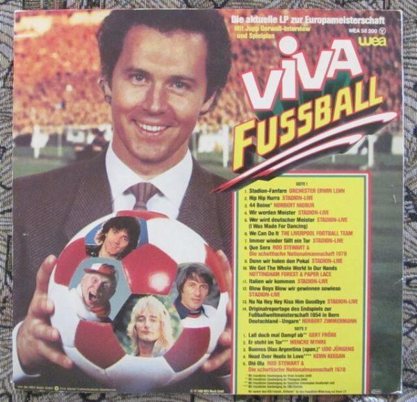 Various - Viva Fussball