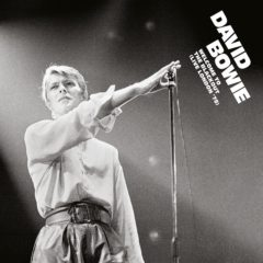 David Bowie ‎– Welcome To The Blackout (Live London '78)