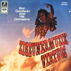 Ron Goodwin and his Orchestra ‎– Zigeunermusik Virtuos