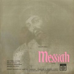 Handel - London Philharmonic Choir And Orchestra Conducted By Frederic Jackson ‎– Messiah (Excerpts)