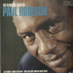 Paul Robeson ‎– The Glorious Voice Of Paul Robeson