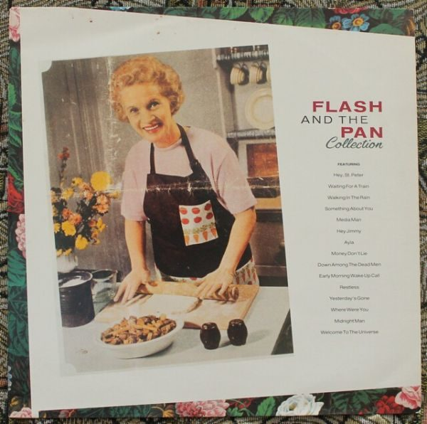 Flash And The Pan – Collection