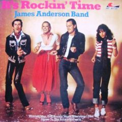 James Anderson Band - It's Rockin Time
