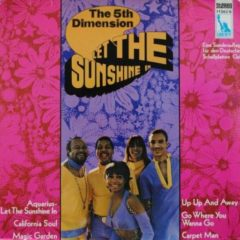 5th Dimension ‎– Let The Sunshine In