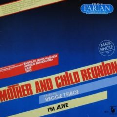 Frank Farian Corporation Featuring Reggie Tsiboe ‎– Mother And Child Reunion