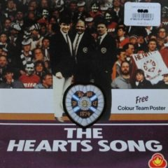 Hearts Squad ‎– The Hearts Song / The Hearts Medley 7""