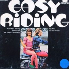 Roy Kirk And The Riders ‎– Easy Riding