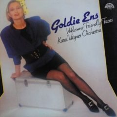 Goldie Ens, Karel Vágner Orchestra ‎– Welcome Friendly Faces