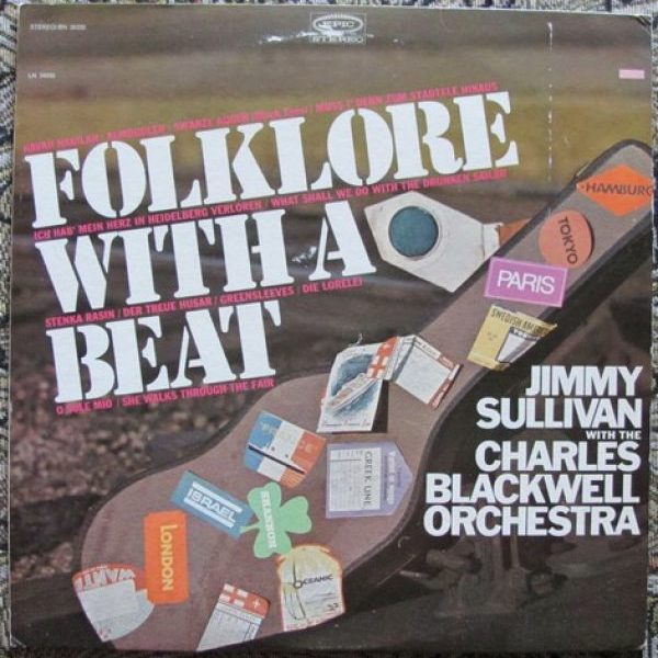 Jimmy Sullivan und das Orchester Charles Blackwell - Folklore With A Beat