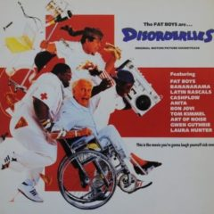 Various ‎– Disorderlies: Original Motion Picture Soundtrack