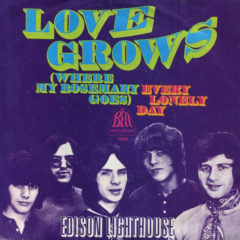 Edison Lighthouse ‎– Love Grows (Where My Rosemary Goes) 7""