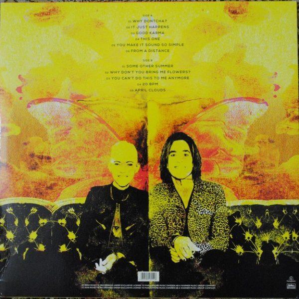 Roxette – Good Karma (Colour Vinyl)