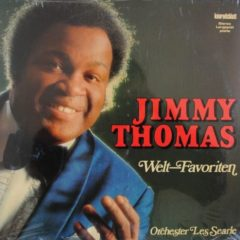 Jimmy Thomas und Orchestra Les Searle ‎– Welt-Favoriten