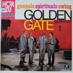 Golden Gate Quartet ‎– Gospel Spirituals Swing