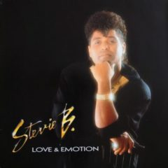 Stevie B ‎– Love & Emotion