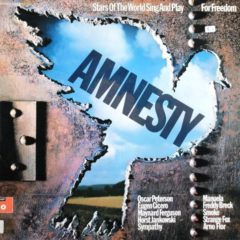 Various ‎– Amnesty – Stars Of The World Sing And Play For Freedom