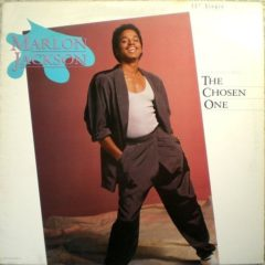 Marlon Jackson ‎– (Let Your Love Find) The Chosen One