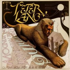 Peter Lang ‎– The Thing At The Nursery Room Window