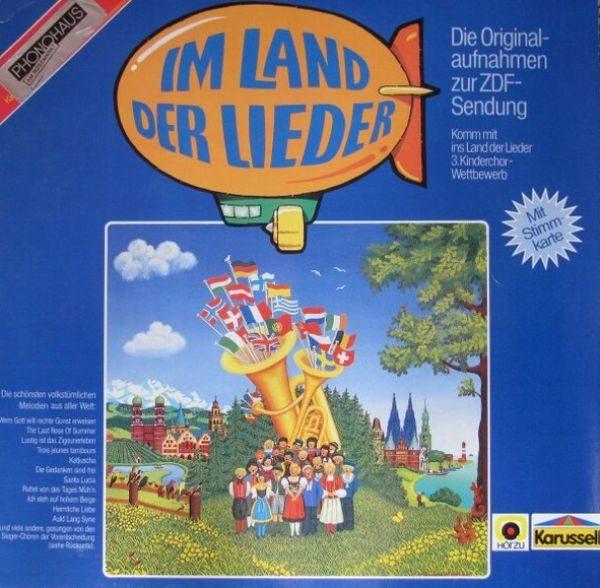Various – Im Land Der Lieder