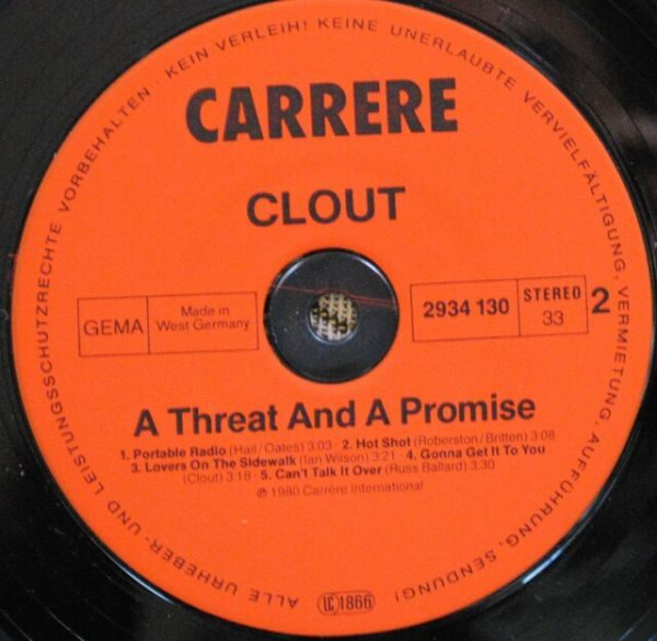 Clout – A Threat And A Promise