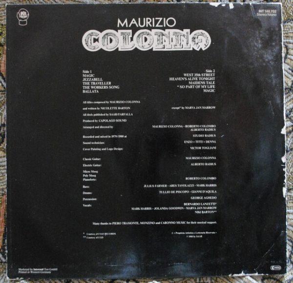 Maurizio Colonna – Colonna