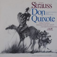 Richard Strauss ‎- Don Quixote