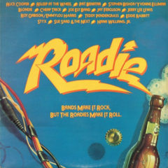 Various ‎– Roadie (Original Motion Picture Sound Track)